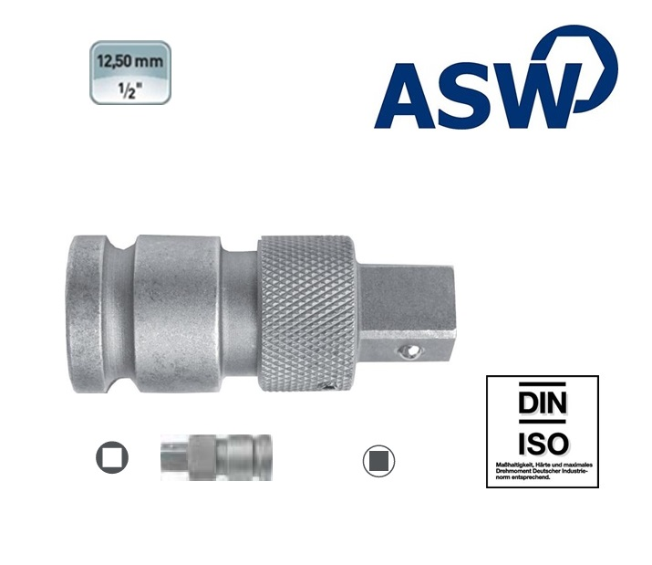 ASW Krachtsnelwisselhouder 12,5 mm | DKMTools - DKM Tools