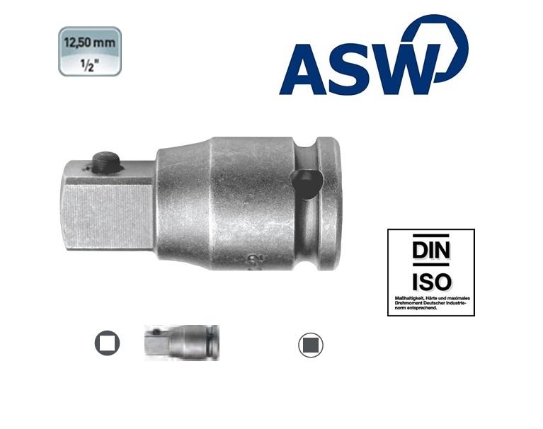 ASW Krachtverloopstuk 12.5 mm | DKMTools - DKM Tools