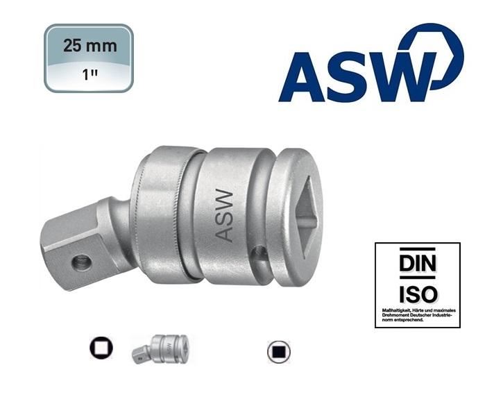 ASW Kogelkoppeling 25 mm | DKMTools - DKM Tools