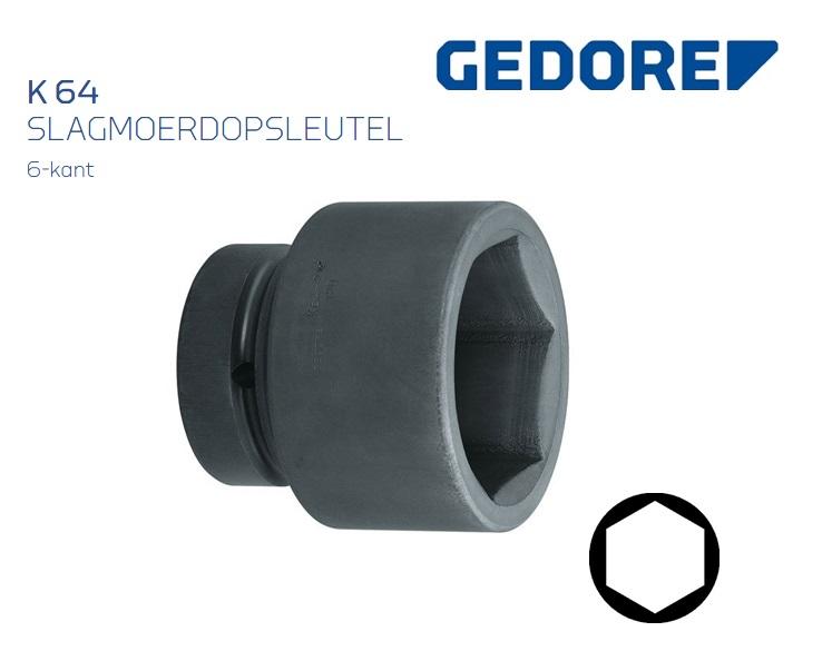Gedore K 64 Slagmoerdopsleutel | DKMTools - DKM Tools