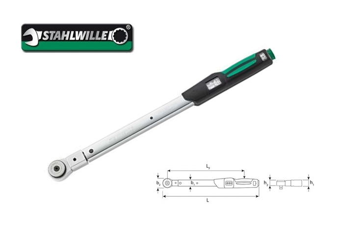 Stahlwille 730NR.momentsleutels | DKMTools - DKM Tools
