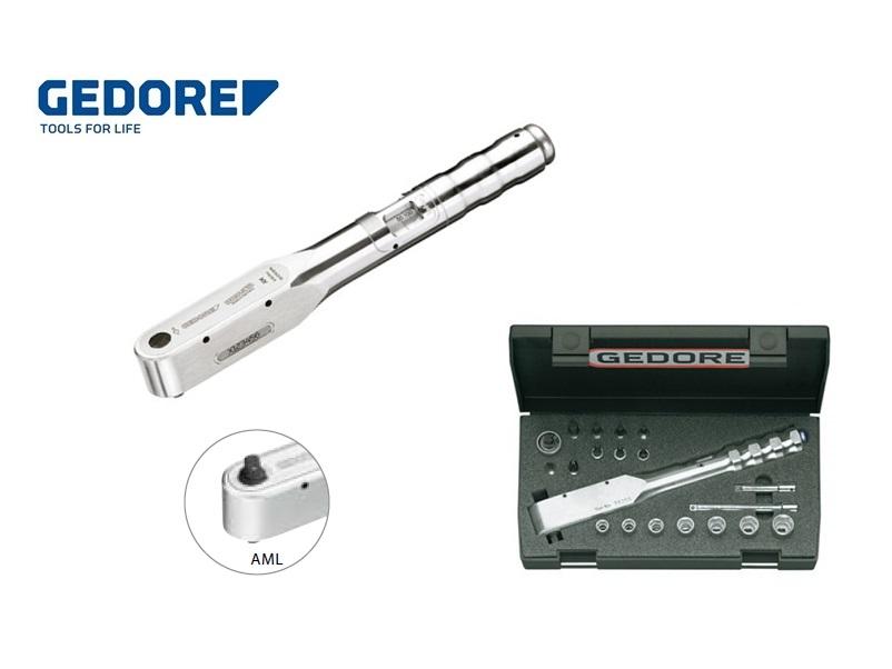Gedore 8559.Momentsleutel DREMOMETER 6 30 Nm AML | DKMTools - DKM Tools