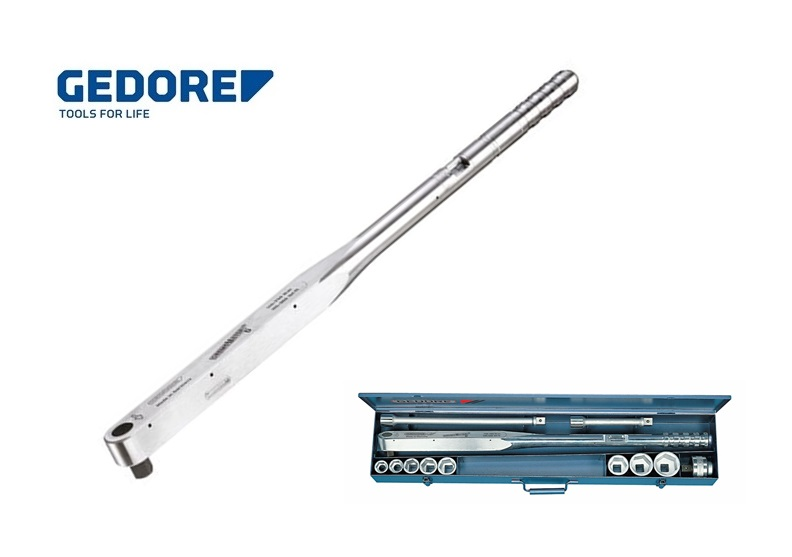 Gedore 8563.Momentsleutel DREMOMETER 155 760Nm D | DKMTools - DKM Tools