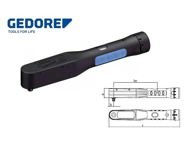 Gedore 753.DREMOMETER MINI 2 12 Nm | DKMTools - DKM Tools