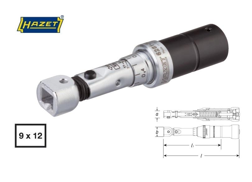Hazet 6200 1 CT.Draaimomentsleutel | DKMTools - DKM Tools