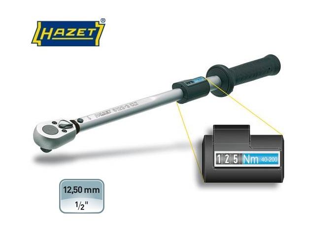 Hazet 2CLT.Momentsleutel met omschakelbare ratel | DKMTools - DKM Tools
