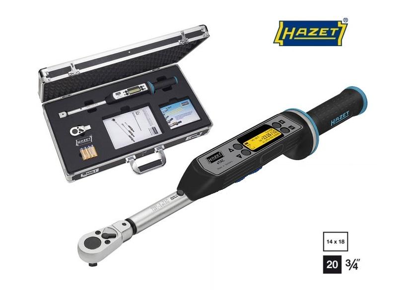 Hazet 7294 2ETAC.Elektronische draaimomentsleutel | DKMTools - DKM Tools