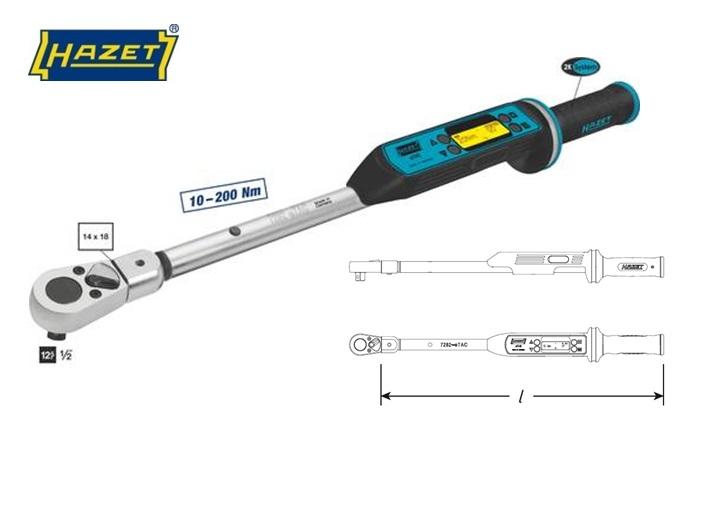 Hazet 7292 ETAC.Elektronische draaimomentsleutel | DKMTools - DKM Tools