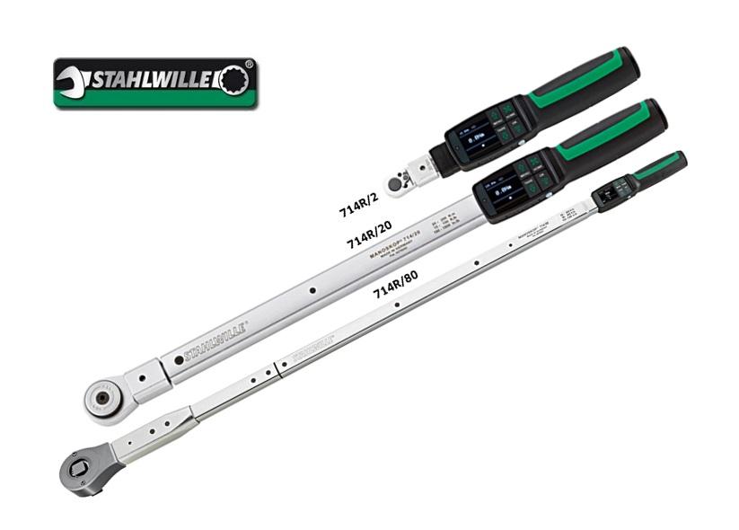 Stahlwille 714R.Digitale momentsleutel | DKMTools - DKM Tools