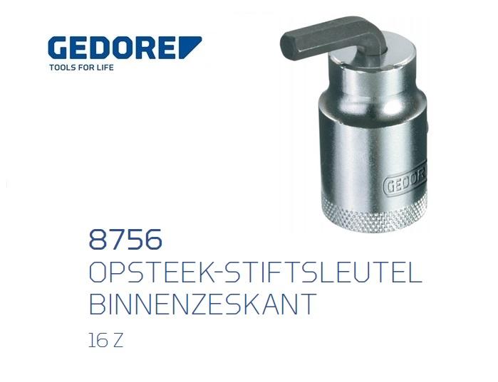 Gedore 8756.Opsteek stiftsleutel 16 Z | DKMTools - DKM Tools