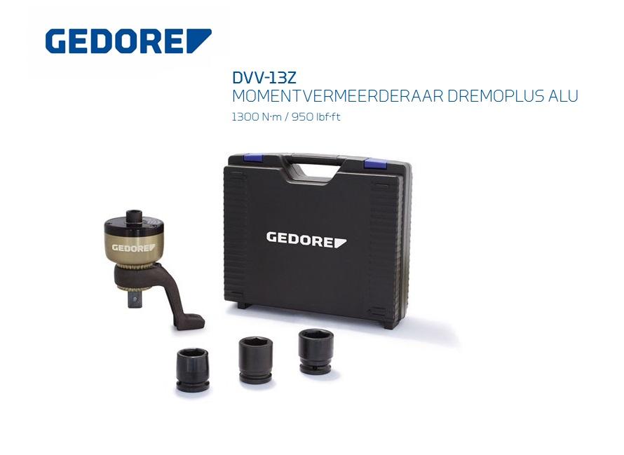 Gedore DVV-13ZG momentvermeerderaar set   DKMTools - DKM Tools