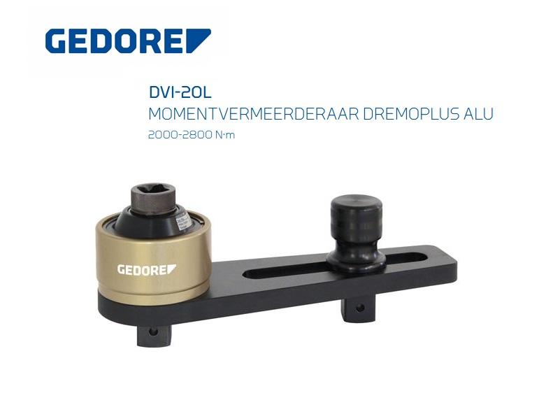 Gedore DVI-20L momentvermeerderaar   DKMTools - DKM Tools