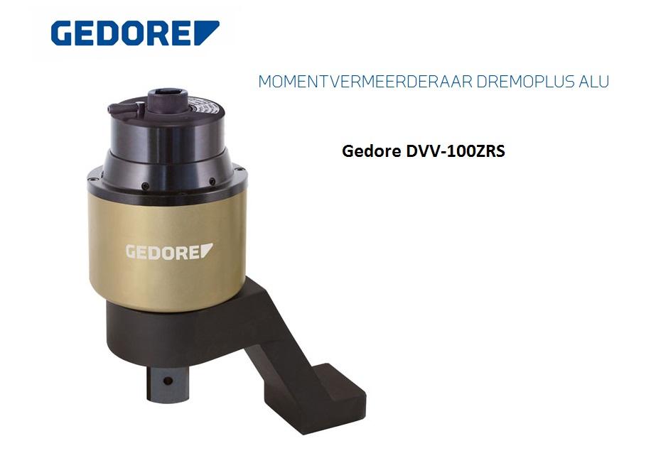 Gedore DVV-100ZRS momentvermeerderaar   DKMTools - DKM Tools