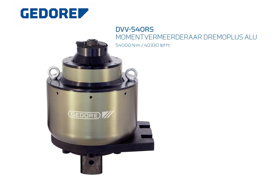 Gedore DVV-540RS momentvermeerderaar   DKMTools - DKM Tools