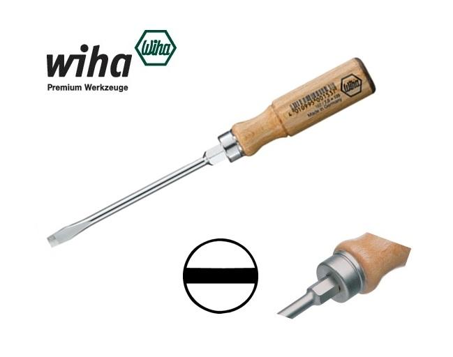 Wiha 162. Schroevendraaier met houten handgreep | DKMTools - DKM Tools