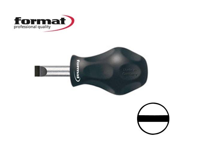 Korte Sleufschroevendraaier Format | DKMTools - DKM Tools