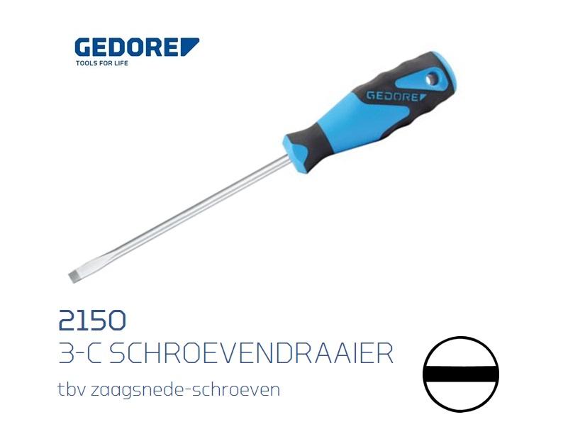 Gedore 2150.Sleufschroevendraaier | DKMTools - DKM Tools
