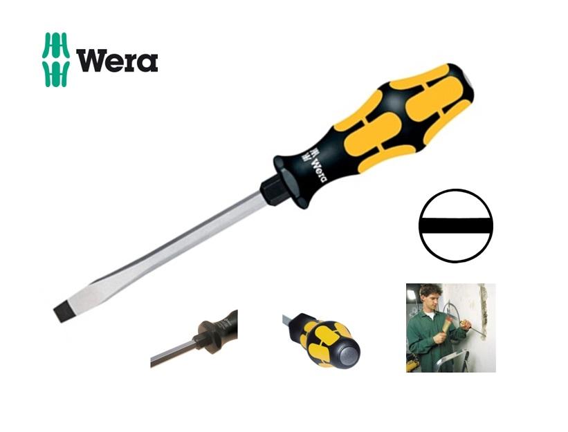 Wera 932A Sleufschroevendraaier met slagkap | DKMTools - DKM Tools