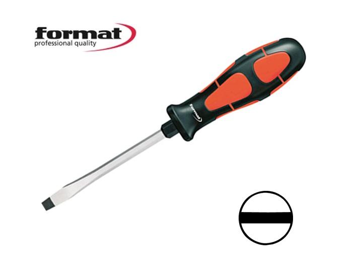 Sleufschroevendraaier 6kant kling Format   DKMTools - DKM Tools