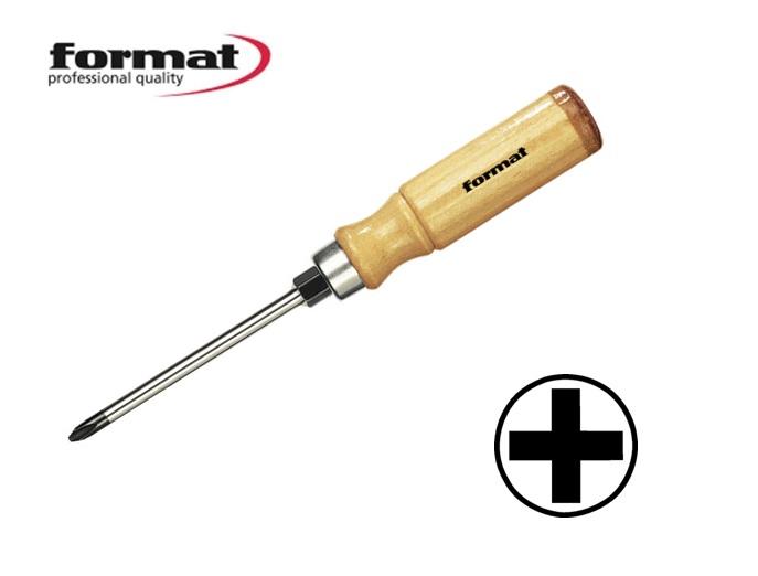 Format Houten Phillips Schroevendraaier | DKMTools - DKM Tools