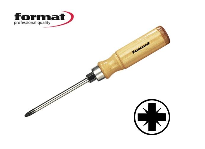 Format Houten Pozidriv Schroevendraaier PZD   DKMTools - DKM Tools
