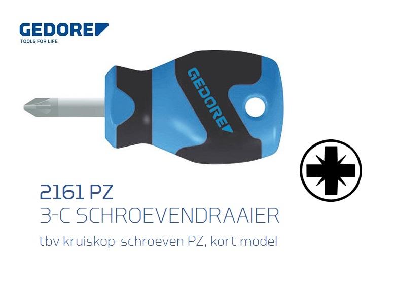 Gedore 2161 PZ Pozidriv Schroevendraaier | DKMTools - DKM Tools