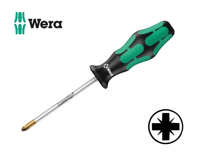 Wera 355PZ Schroevendraaier met ronde kling | DKMTools - DKM Tools