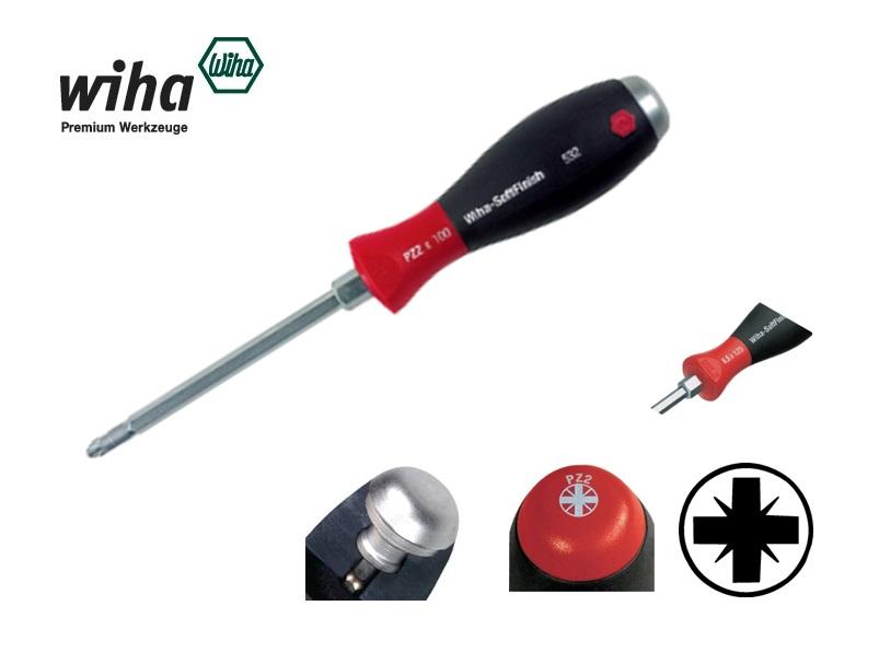 Wiha 532 Schroevendraaier met slagkap   DKMTools - DKM Tools