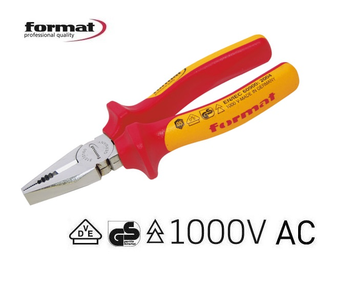 VDE combinatietang Format | DKMTools - DKM Tools