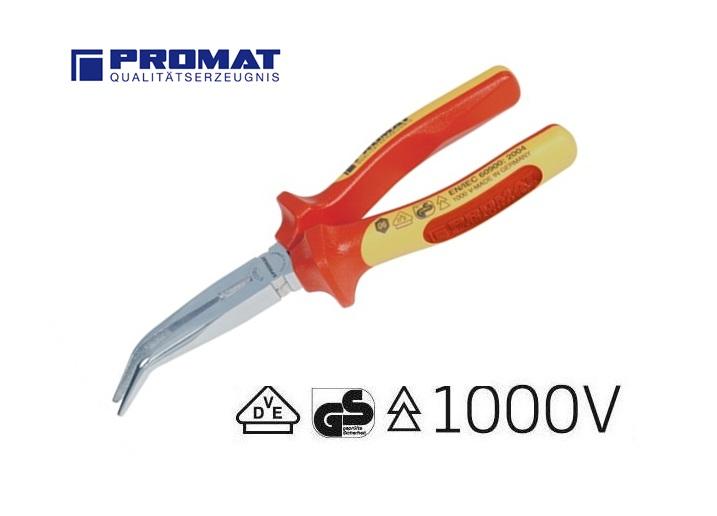 VDE Platte rondbektang gebogen Promat | DKMTools - DKM Tools