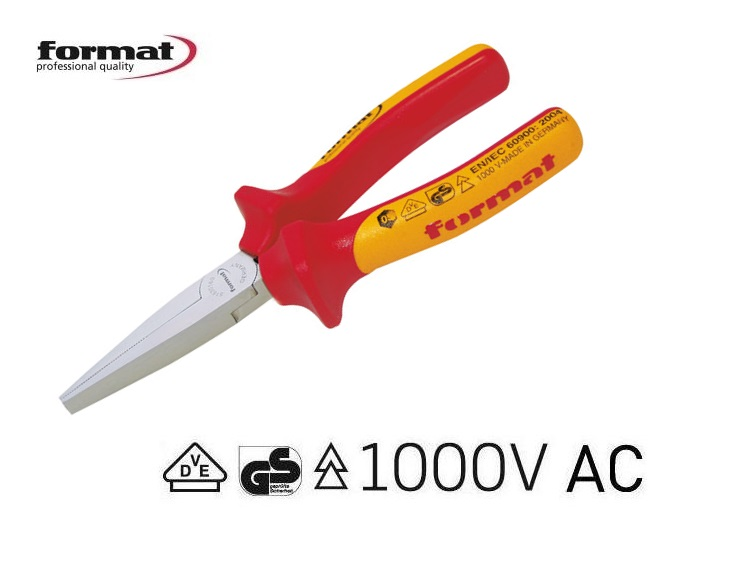 VDE platbektang Format | DKMTools - DKM Tools