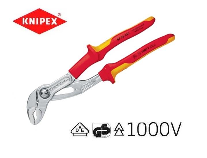 Knipex VDE Waterpomptang Cobra | DKMTools - DKM Tools