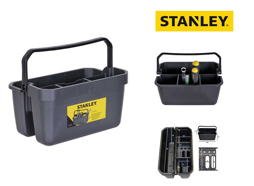 Stanley Deep Tote Tray | DKMTools - DKM Tools