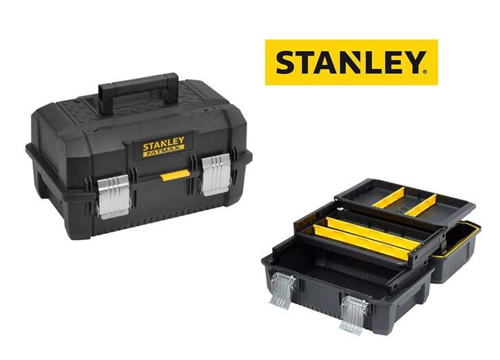 Stanley FatMax Gereedschapskoffer Cantilever | DKMTools - DKM Tools