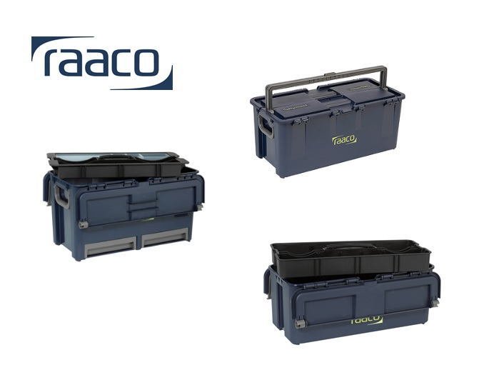 Raaco Compact gereedschapskoffer | DKMTools - DKM Tools