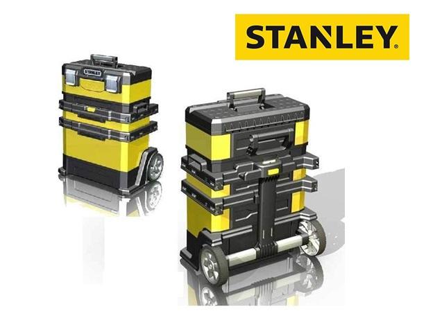 Stanley Gereedschapswagen MP | DKMTools - DKM Tools