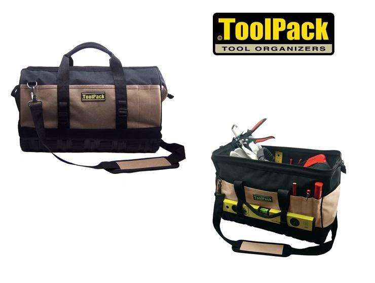 Toolpack gereedschapstas Constructor XXL | DKMTools - DKM Tools