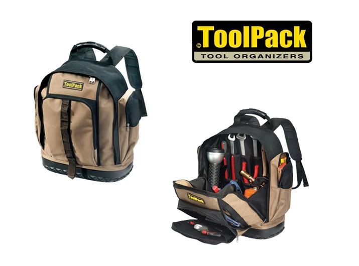 Toolpack gereedschapsrugzak Adaptable | DKMTools - DKM Tools