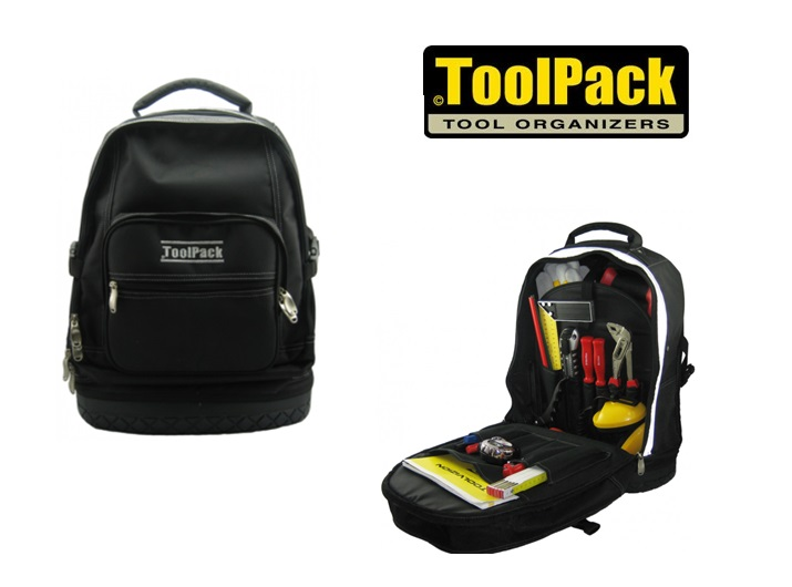 Toolpack gereedschapsrugzak XXL | DKMTools - DKM Tools