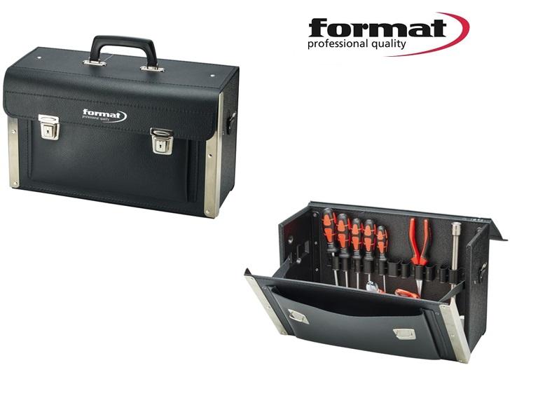 FORMAT Gereedschaptas Rundleer | DKMTools - DKM Tools