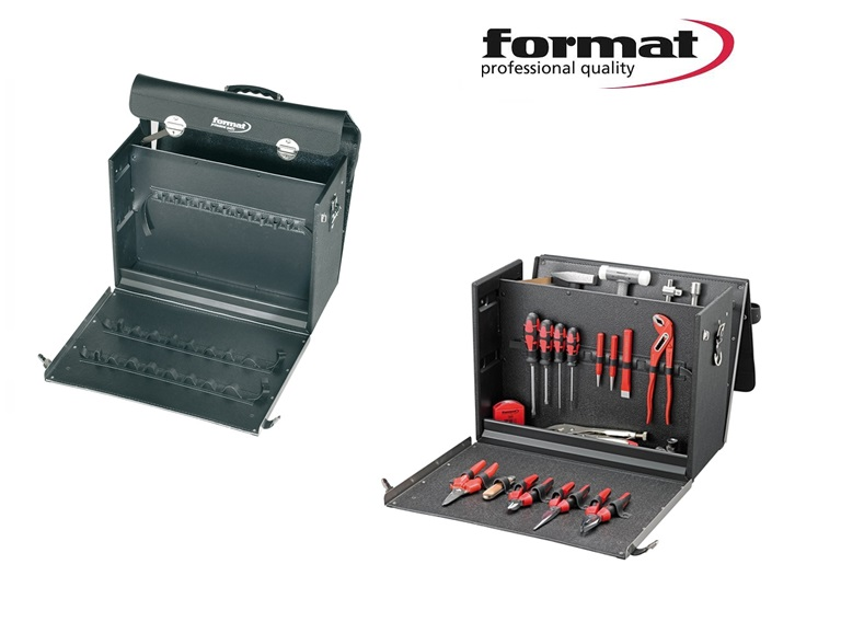 FORMAT Gereedschaps-montagetas Rundleer | DKMTools - DKM Tools