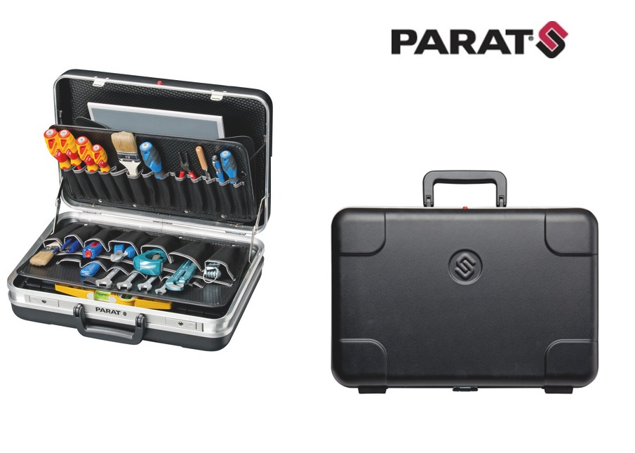 Parat Gereedschapskoffer Silver ABS | DKMTools - DKM Tools