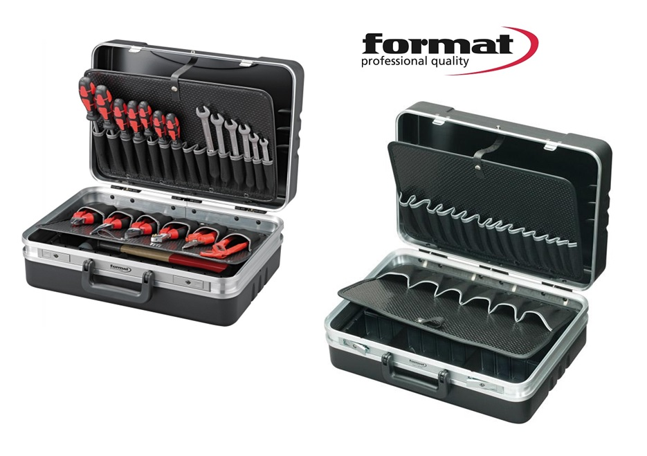 Format Gereedschapskoffer Kunststof | DKMTools - DKM Tools