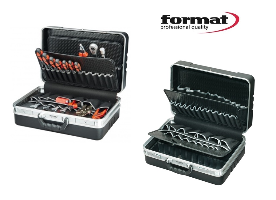 FORMAT Gereedschapskoffer | DKMTools - DKM Tools