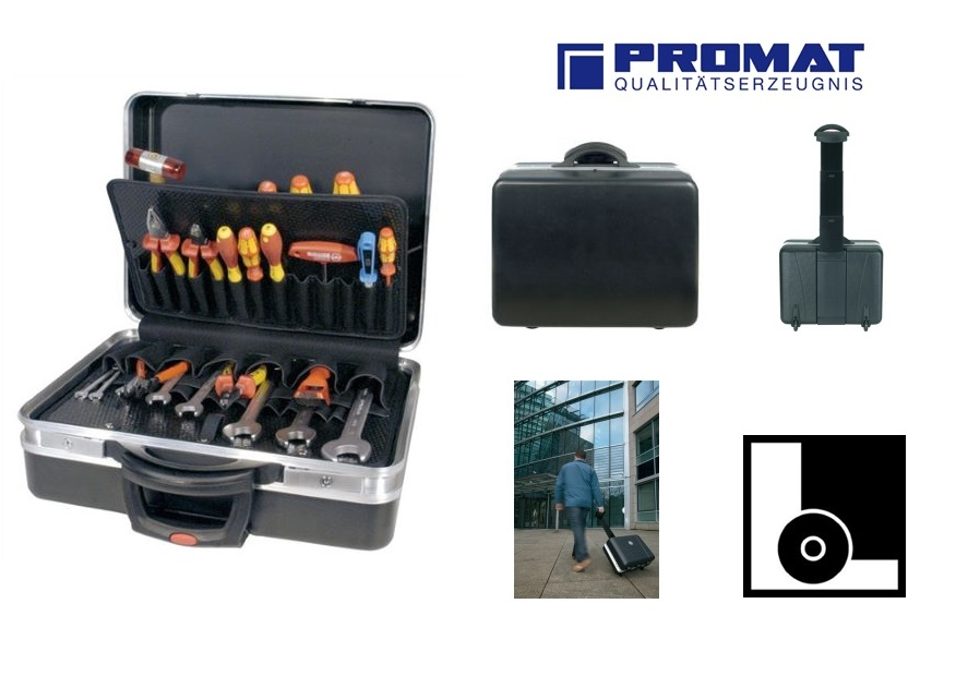 Hardkunststof koffer ABS mobiel | DKMTools - DKM Tools