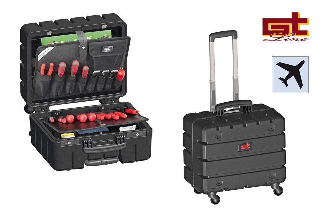 Gereedschapskoffer Pivot PTS TSA | DKMTools - DKM Tools