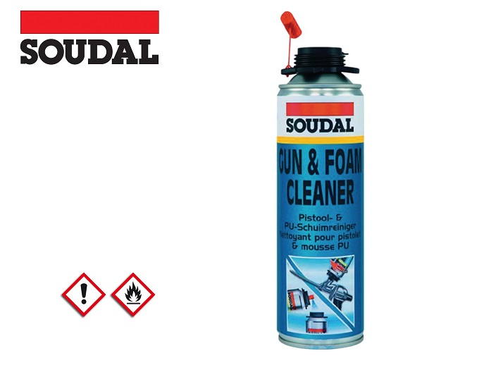 Pistoolreiniger 500 ml kan SOUDAL   DKMTools - DKM Tools