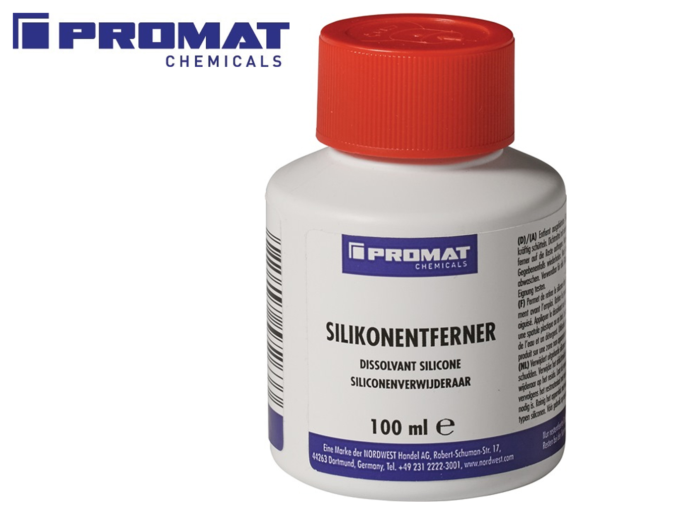Siliconenverwijderingsgel 100 ml fles   DKMTools - DKM Tools