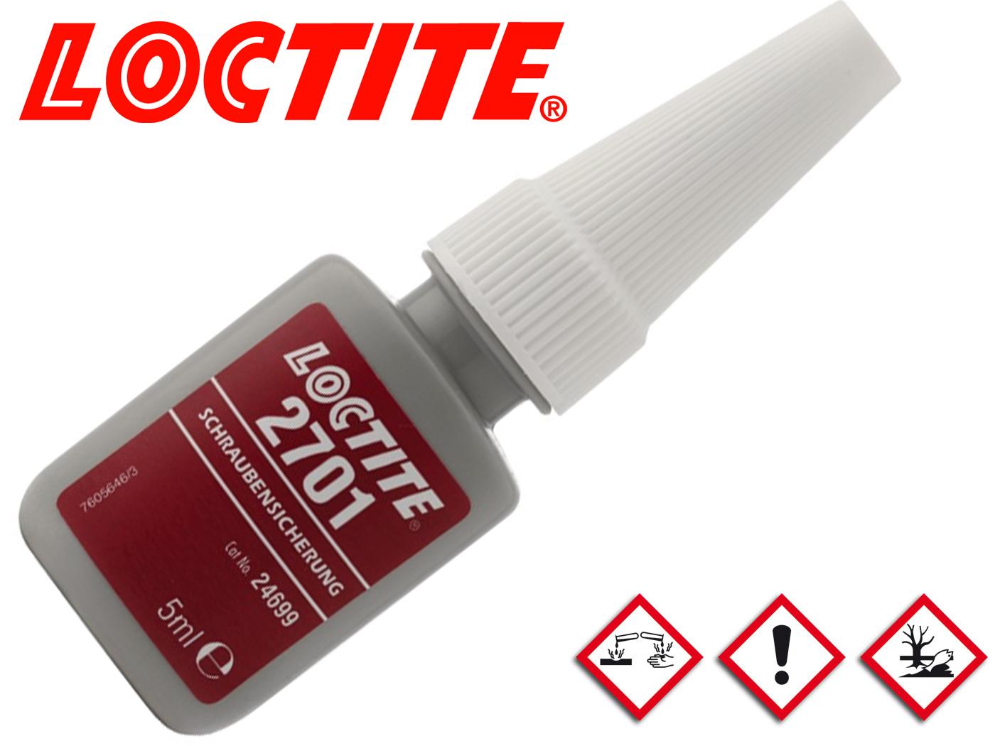Schroefdraadborger 2701 groen LOCTITE | DKMTools - DKM Tools
