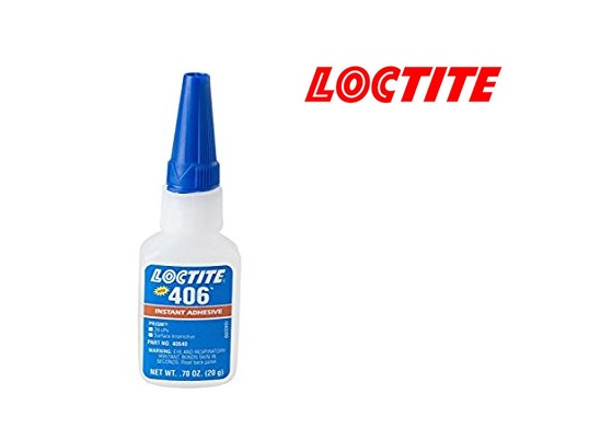 Loctite 406 Snellijm | DKMTools - DKM Tools